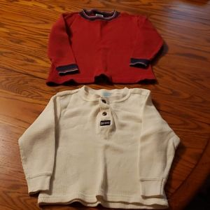 Toddler Old Navy thermals